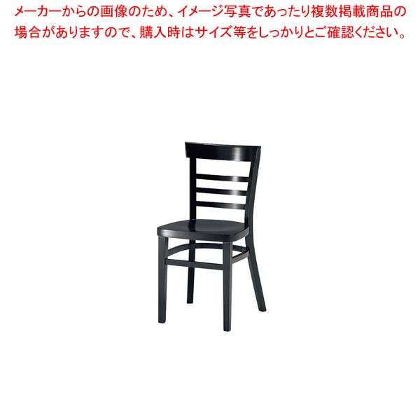 レストランチェア TTKK-RCT-B 【厨房館】