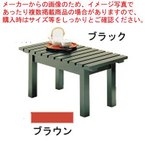 縁台 SSW-77・BR・ブラウン【 家具 ベンチ 】 【厨房館】