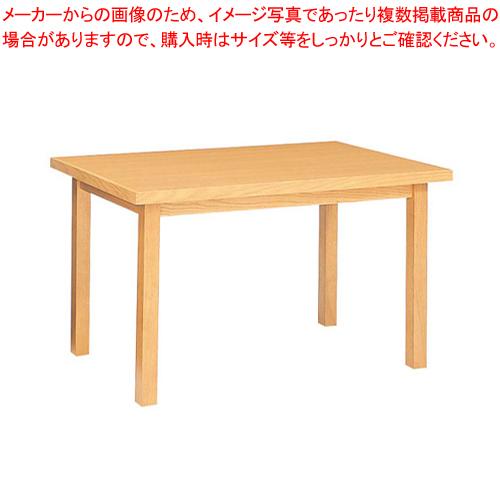 和風テーブル STW-2510・NB・J【ECJ】【家具 レストランテーブル 】
