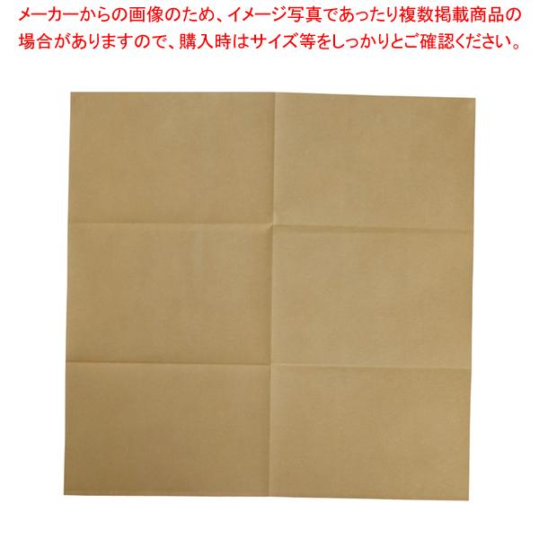 テーブルクロス カスタムZ 100cm角 (100枚入) イエロー【 家具 テーブル用品 】 【厨房館】