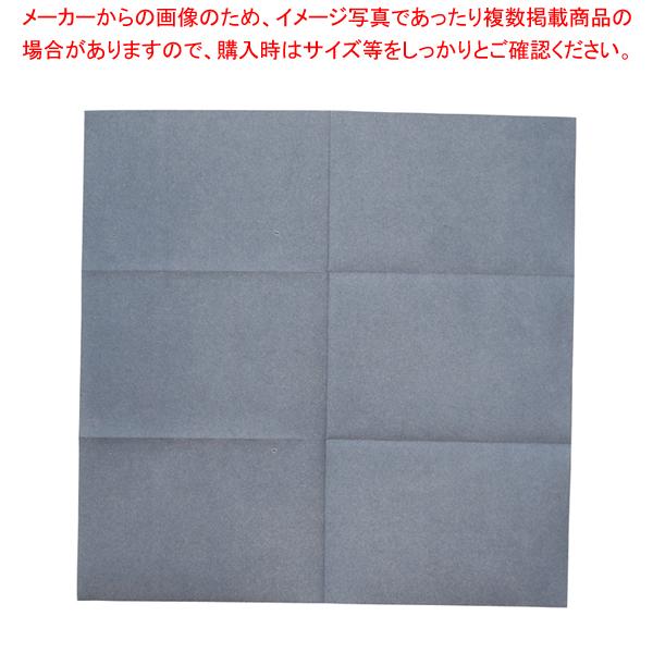 テーブルクロス カスタムZ 100cm角 (100枚入) ダークブルー【 家具 テーブル用品 】 【厨房館】