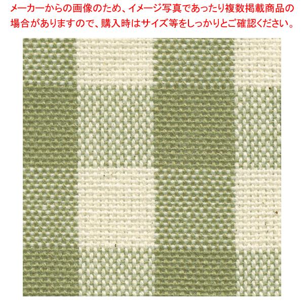 FS1101 オリーブG【厨房館】<br>【メーカー直送/代引不可】 1.46×1.5m テーブルクロス