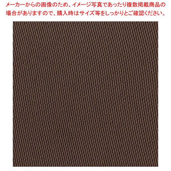 テーブルクロスGJ3344SG(2枚入) 1.3×1.7m マロン 【厨房館】