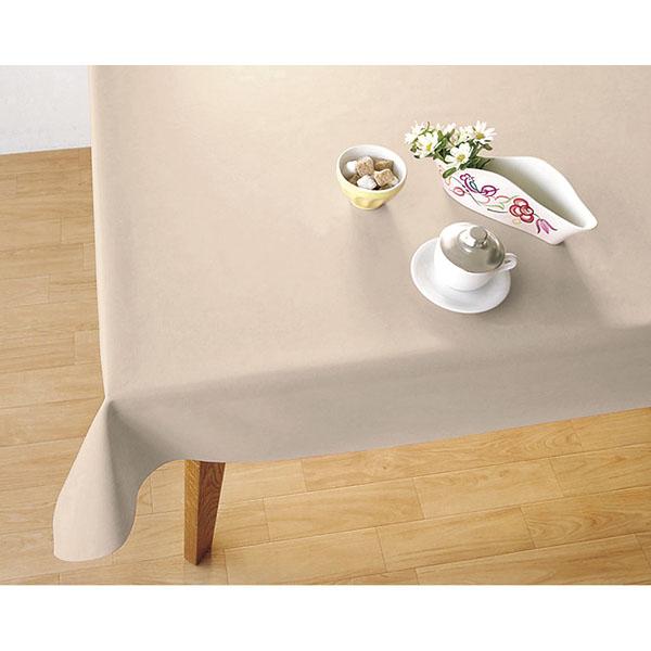 テーブルクロス スマートクロス SMA104 ベージュ 【厨房館】