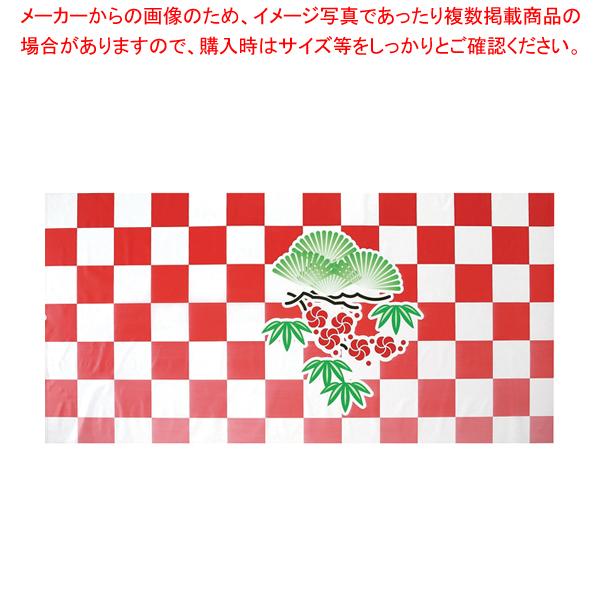 ビニール幕 SBM-05 松竹梅【厨房館】<br>【メーカー直送/代引不可】