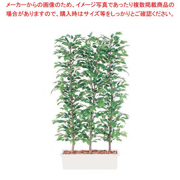 SG ベンジャミナパーテーション E21036 2.0m【 人工樹木 作り物 】【 店舗備品 造花 造木 】 【厨房館】