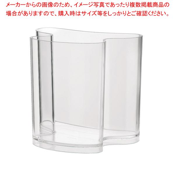 グッチーニ マガジンスタンド 2893.0000 クリアー 【厨房館】
