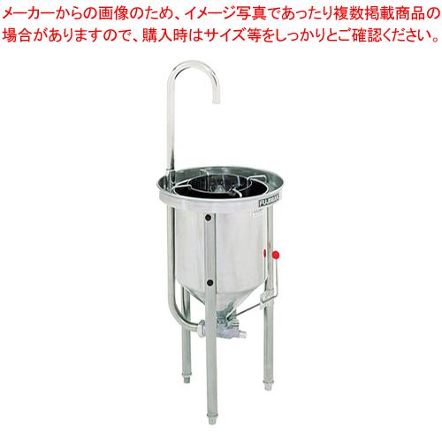 水圧洗米器 FRW15W 【厨房館】