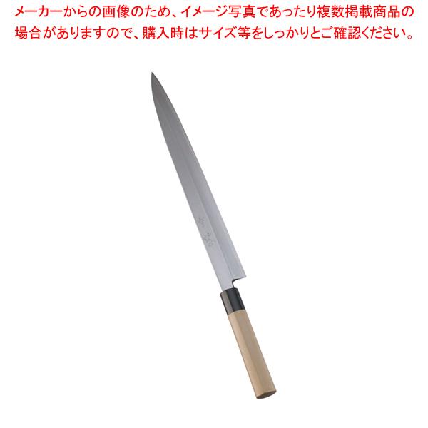 SA雪藤 柳刃 36cm【 和包丁 柳刃 正夫 】 【厨房館】