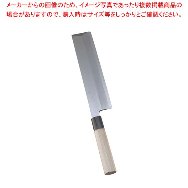堺實光 上作 薄刃(片刃) 24cm 17516【 和包丁 和庖丁 薄刃包丁 】 【 庖丁 切れ味 関連品 】 【厨房館】