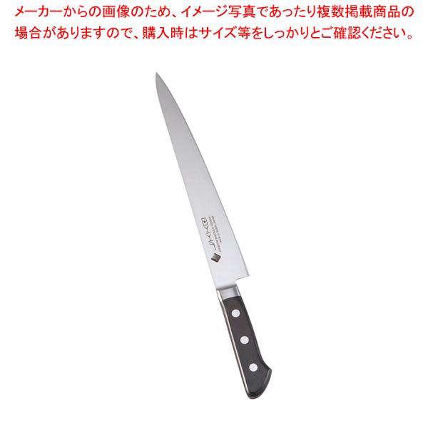 堺實光 プレミアムマスターII(ツバ付) 筋引 24cm 【厨房館】