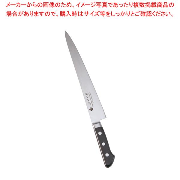 堺實光 プレミアムマスターII(ツバ付) 筋引 27cm 【厨房館】