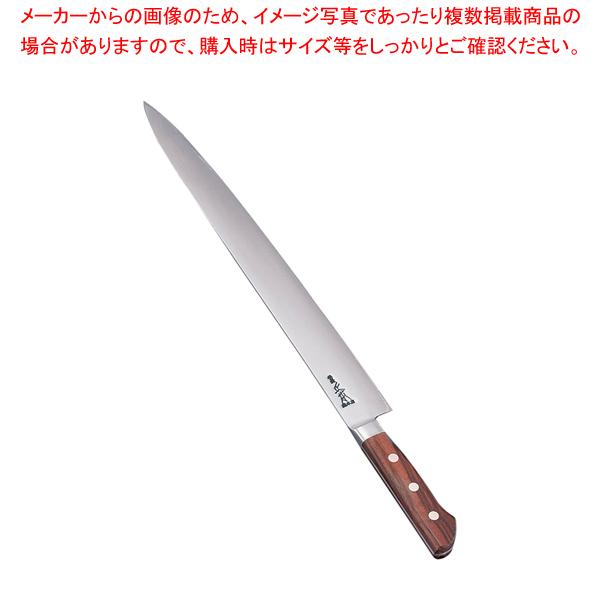正本 最高級炭素鋼 スライス(ハム切) 36cm 【厨房館】