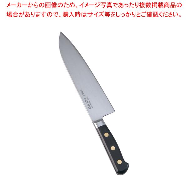 ミソノ・スウェーデン鋼 洋出刃 No.151 21cm 【厨房館】