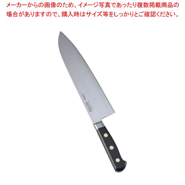 ミソノ・スウェーデン鋼 洋出刃 No.152 24cm 【厨房館】