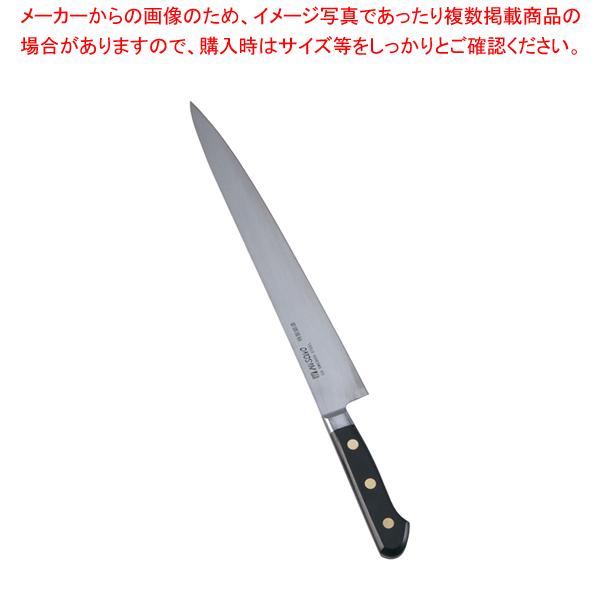 ミソノ・スウェーデン鋼 筋引 No.122 27cm 【厨房館】