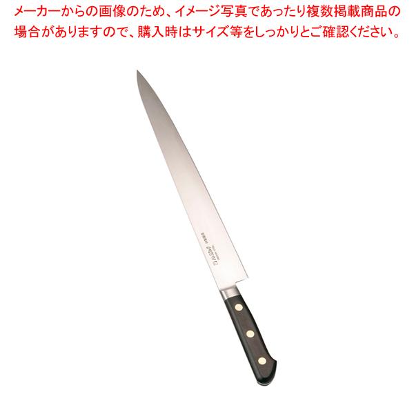 ミソノ・スウェーデン鋼 筋引 No.124 33cm 【厨房館】