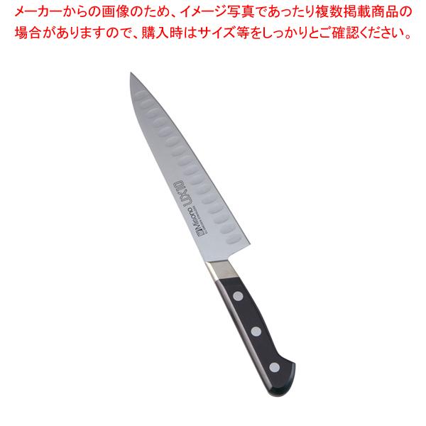 ミソノ UX10シリーズ 牛刀サーモン No.761 18cm 【厨房館】
