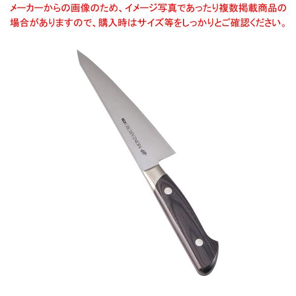 MONZABURO VG-T 骨スキ(角)15cm 【厨房館】