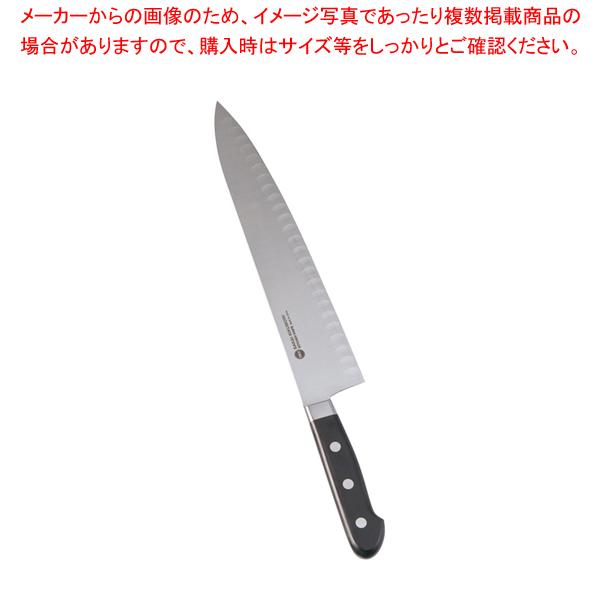 堺 菊守 特殊ステンレス鋼 牛刀サーモン 27cm 【厨房館】