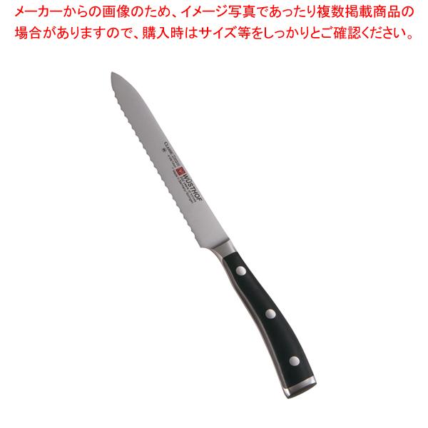 クラッシックアイコン ソーセージナイフ 4126 14cm【 野菜 食品細工用品 】 【厨房館】