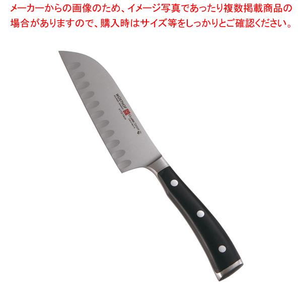 クラッシックアイコン 三徳庖丁(筋入) 4172 14cm【 野菜 食品細工用品 】 【厨房館】