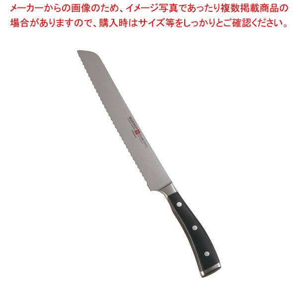 クラッシックアイコン ブレッドナイフ 4166-23 23cm【 野菜 食品細工用品 】 【厨房館】