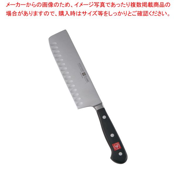 ヴォストフ クラッシック 菜切包丁 4193 17cm 【厨房館】