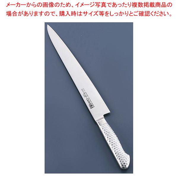 ブライトM11プロ 割込 筋引(両刃) M1112-DPS 27cm 【厨房館】