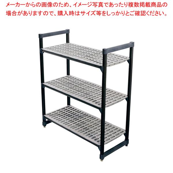 【厨房館】 TR 610型固定式シェルビング3段 1070×H1630