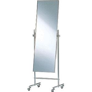 ワイドスタンドミラー(鏡5mm)W510 【厨房館】