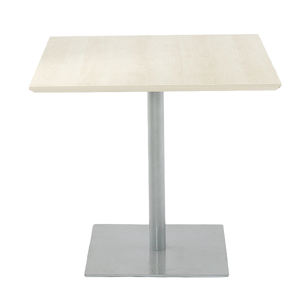 リフレッシュテーブル 角型 ナチュラル 【厨房館】