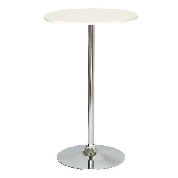 木製ハイテーブル φ650 【厨房館】