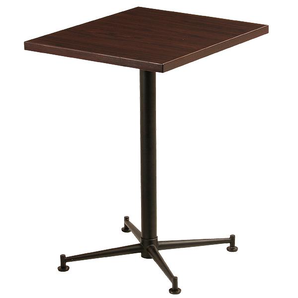 テーブル(6050M) ブラウン 【厨房館】