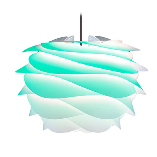 ヴィータ CARMINA mini ペンダントライト 1灯 ターコイズ コード/ブラック 02059-BK VITA【厨房館】