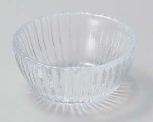 【まとめ買い10個セット品】和食器 ハ011-077 氷光千代口(ガラス)【キャンセル/返品不可】【厨房館】