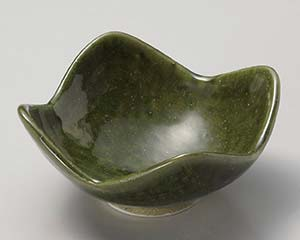 和食器 テ056-026 かいらぎ織部四つ山小鉢