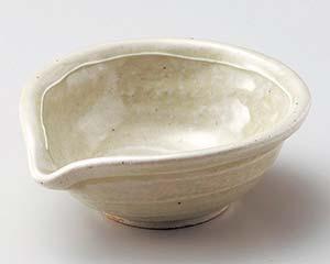 和食器 ロ066-496 一珍唐津4.5片口小鉢