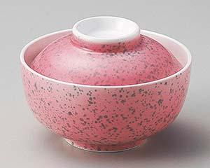 【まとめ買い10個セット品】和食器 ト102-036 ピンク紺吹菓子碗 【キャンセル/返品不可】【厨房館】