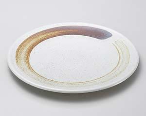 【まとめ買い10個セット品】和食器 キ167-056 宴(白)35cm大皿 【キャンセル/返品不可】【厨房館】