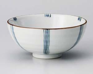 和食器 ユ361-396 呉須水車茶碗(小)