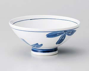 和食器 ロ364-366 一珍青花中平
