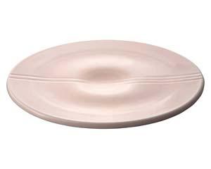 【まとめ買い10個セット品】和食器 オ440-047 雪月花 薄桜 雪 盛皿【キャンセル/返品不可】【厨房館】