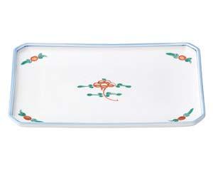 【まとめ買い10個セット品】和食器 ア478-637 錦宝来 焼物皿【キャンセル/返品不可】【厨房館】