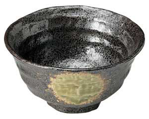 【まとめ買い10個セット品】和食器 ウ450-046 ロクベ茶碗(小) 【キャンセル/返品不可】【厨房館】