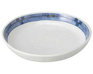 【まとめ買い10個セット品】和食器 ミ482-207 キューヴ 6.5深皿【キャンセル/返品不可】【厨房館】