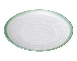 【まとめ買い10個セット品】和食器 ネ465-017 7.0天皿 【キャンセル/返品不可】【厨房館】