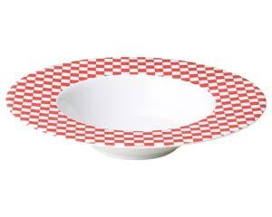 【まとめ買い10個セット品】和食器 ハ533-126 トレーセレッド 24cmディープスープボール 【キャンセル/返品不可】【厨房館】