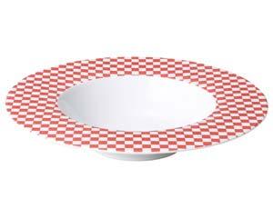 【まとめ買い10個セット品】和食器 ハ533-166 トレーセレッド 26.5cmディープスープボール 【キャンセル/返品不可】【厨房館】