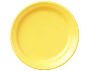 【まとめ買い10個セット品】ト588-027 ピアット イエロー9吋皿【キャンセル/返品不可】【厨房館】